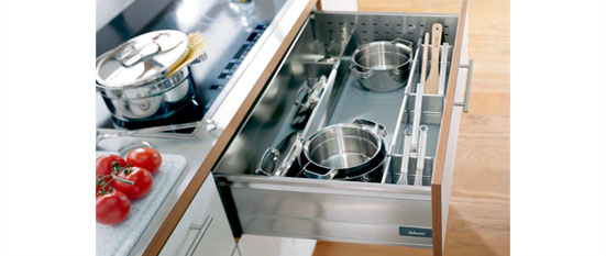 Häfele Modular Kitchen Fittings: High End Consumers Have A Firm Eye On Technologically Advanced Designs photo - 7